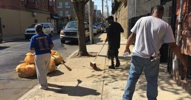 Philadelphia Spring Cleanup