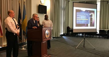DA Larry Krasner and authorities have announced that there are no more backlogged rape kits, thanks to grant money and investigative efforts.