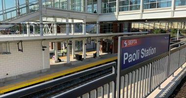 Paoli Station.