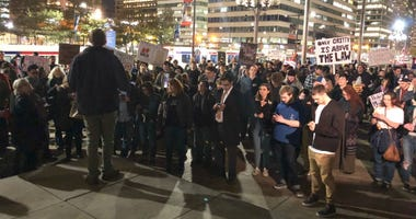Center City Protest