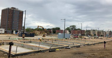 Construction of 83 affordable units is underway in Sharswood.
