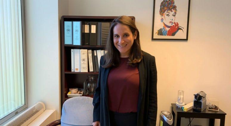 Julie Wertheimer.