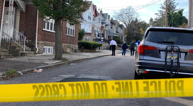 An 11-year-old boy was shot and killed on the 5700 block of Haddington Lane in Overbrook.