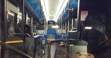 Electric SEPTA Bus