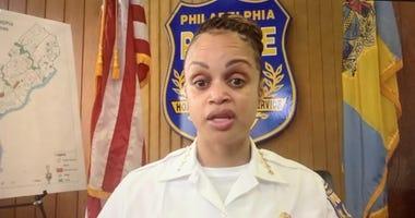 Philadelphia Police Commissioner Danielle Outlaw