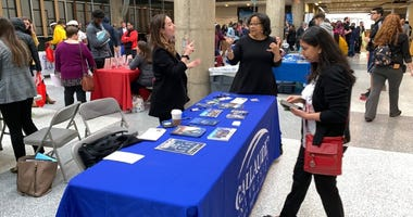 Philadelphia School District Deaf and Hard of Hearing Expo.