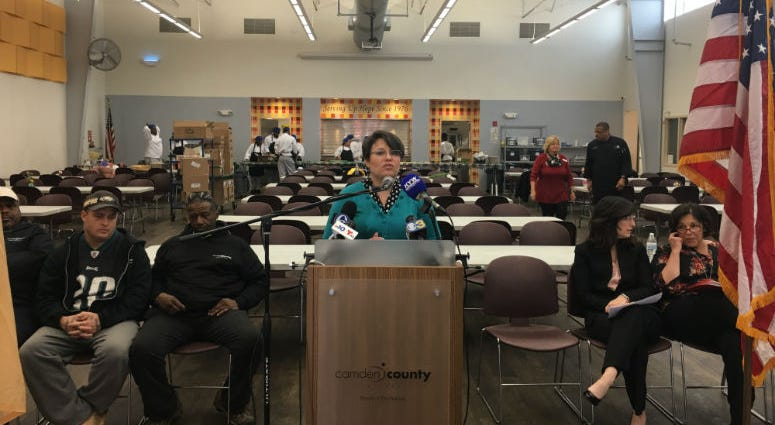Camden County officials are looking to place those who want to work with permanent jobs.
