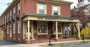 Aunt Charlotte's Candies in Merchantville.