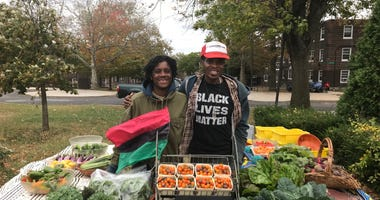 Sankofa Farms at Bartrams Garden