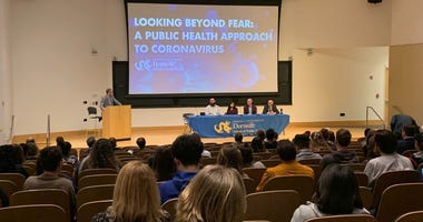 A health panel at Drexel breaks down all things coronavirus.