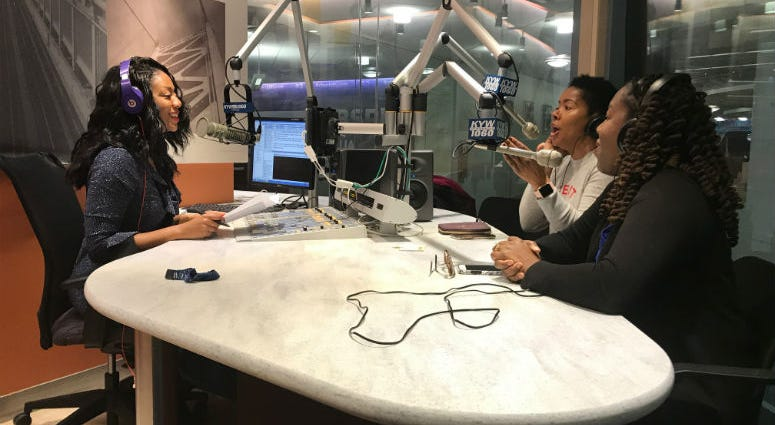 Stephanie Humphrey and LiRon Anderson-Bell discuss 'how tos' when it comes to cleaning up your social media past.