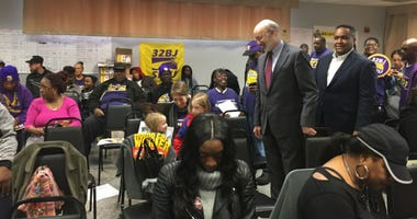 Wolf at 32BJ