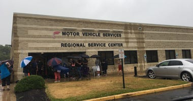 New Jersey Motor Vehicle Commission center