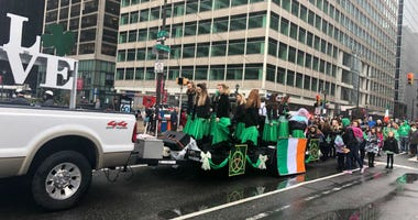 The Philadelphia St. Patrick's Day Parade took over the town Sunday.