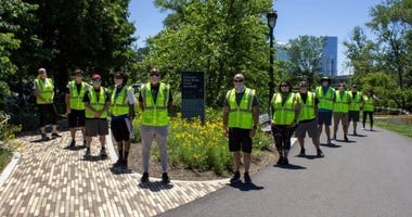 Philadelphia Parks and Recreation's social distancing ambassadors