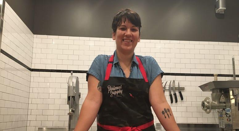 Heather Thomason, Primal Supply Meats
