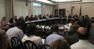 The Pa. House Judiciary Committee meeting Tuesday morning