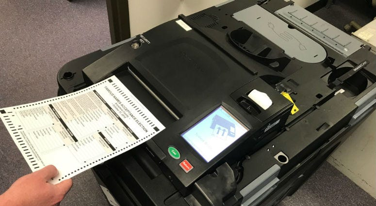 It's been a week since Pennsylvania's primary election day, giving Montgomery County officials some time to digest feedback on the new paper-ballot voting machines.
