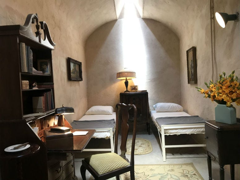 Eastern State Penitentiary historic site in Fairmount is kicking off its new season with new art installations and a new Al Capone cell exhibit.