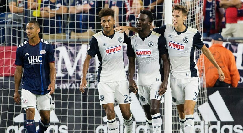 The Philadelphia Union have won four straight in MLS play.