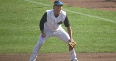 Infielder Brandon Wagner hit 20 home runs this season for Single-A Tampa prior to his promotion to Double-A Trenton.