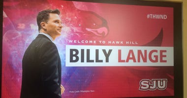 Bill Lange takes over for Phil Martelli, who was let go after 24 seasons as head coach of St. Joseph's University's basketball team.