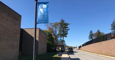 Cheyney University campus
