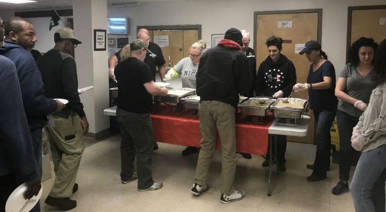 Military Veterans Thanksgiving