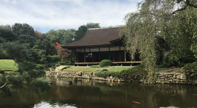 Shofuso Japanese House and Garden