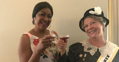 The women of Drexel's Vision 2020 want you to raise a glass to commemorate the 98th anniversary of the 19th Amendment.