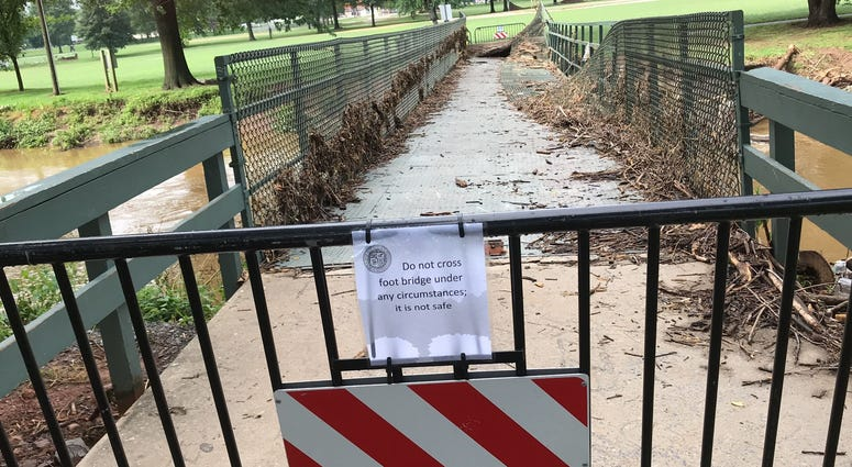 Pottstown continues the clean-up from last week's deadly, heavy rains, with borough officials estimating the costs as high as seven-figures.
