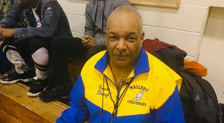 Coach Daryl Murphy.