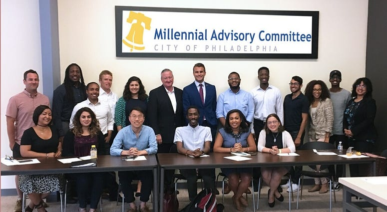 The Millennial Advisory Committee