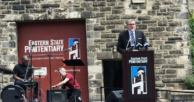 Bastille Day / Eastern State Penitentiary