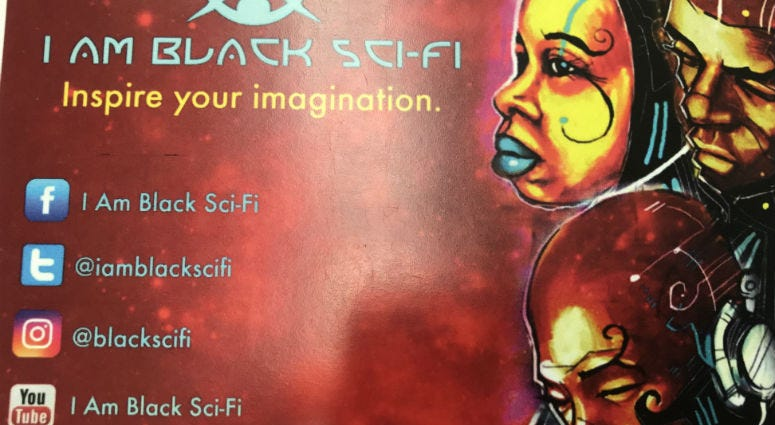 A sci-fi convention with a special emphasis on people of color gets ready to come to Philadelphia.