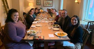 Dining etiquette series for Philadelphia High School students