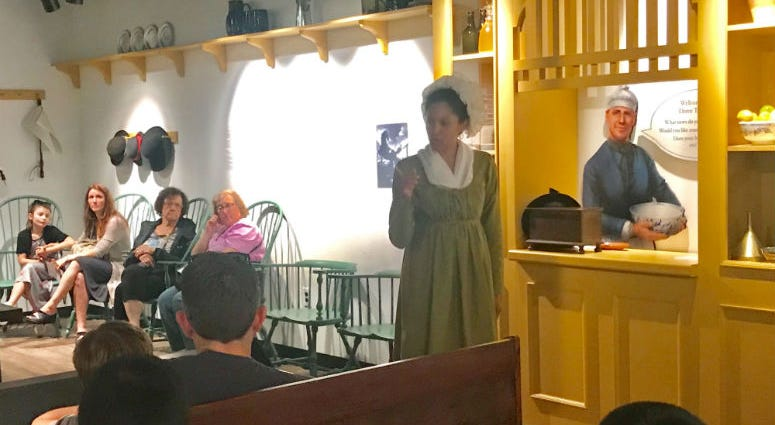 The Museum of the American Revolution is holding a series of one person performances this summer, telling the stories of people of color in the Revolutionary-era.