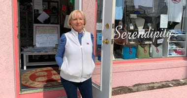 Barbara Beltz, owner of Serendipity in Avalon