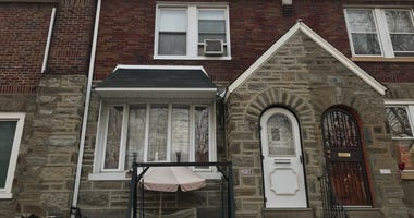 Philadelphia police found a mother of five dead in her Mayfair home Thursday night.