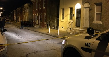 East Germantown shooting