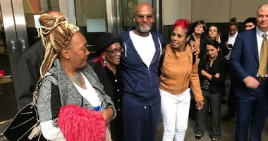 spentWillieVeasy, who spent 27 years behind bars for a murder he says he did not commit, is now free.