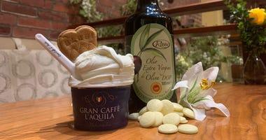 Gran Caffe L'Aquila gelato