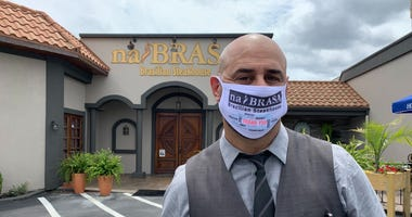 Rui Lucas is owner of NaBrasa Brazilian Steakhouse in Horsham.