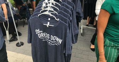 Dress Down Day shirts on sale to help raise money for the Philly school district.