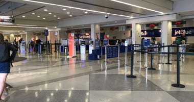 Philadelphia International Airport.