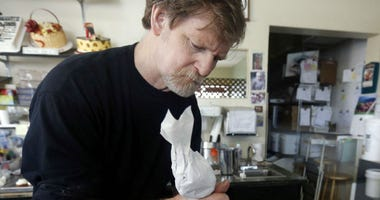 Masterpiece Cakeshop owner Jack Phillips