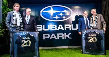 Philadelphia Union and Subaru partnership