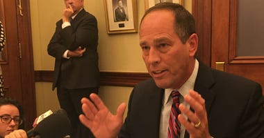 Top-ranking Pa. senator, Republican Joe Scarnati