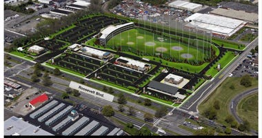 The Provco Group is redeveloping the old Nabisco plant in Northeast Philadelphia, and a central element of that plan includes the wildly popular Topgolf.