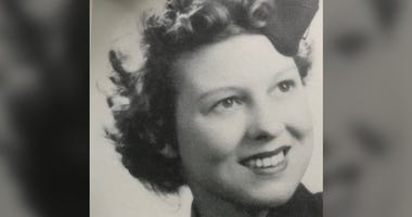 LaVonne Camp, a Moorestown resident who served in the military as a nurse during World War II, will be honored by Moorestown in a virtual Memorial Day ceremony.